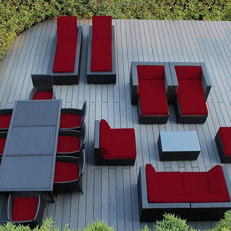 6-ohana-20pc-outdoor-wicker-patio-furniture-set-450x450 Wicker Patio Dining Sets