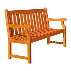 6-vifah-outdoor-two-person-henly-bench-300x300 100+ Outdoor Teak Benches