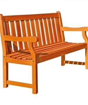 6-vifah-outdoor-two-person-henly-bench-300x360 Best Teak Patio Furniture Sets