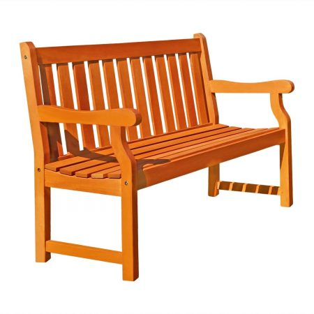 6-vifah-outdoor-two-person-henly-bench-450x450 100+ Outdoor Teak Benches