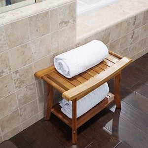 6-welland-deluxe-19-5-deluxe-teak-shower-bench-handles-300x300 100+ Outdoor Teak Benches