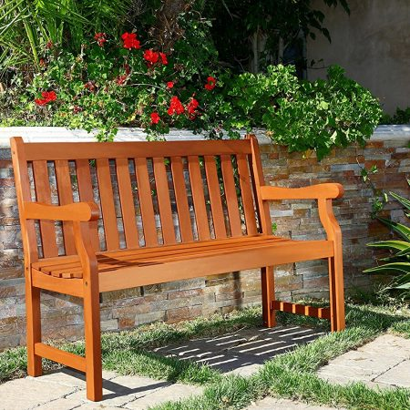 6b-vifah-outdoor-two-person-henly-bench-450x450 100+ Outdoor Teak Benches