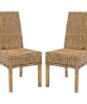 Safavieh Sanibel Wicker Chairs