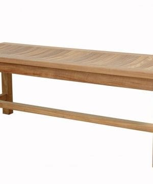 7-anderson-teak-madison-backless-wood-bench-300x360 Ultimate Guide to Outdoor Teak Furniture