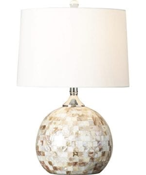 7-beachcrest-home-ocala-shell-table-lamp-300x360 200+ Coastal Themed Lamps