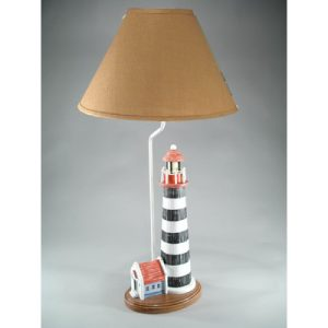 7-nantucket-themed-lighthouse-table-lamp-300x300 Best Coastal Themed Lamps