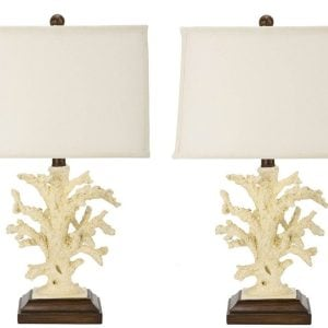 7-safavieh-key-west-coral-beach-lamps-300x300 Coral Lamps For Sale