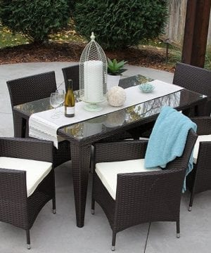 7b-all-weather-outdoor-wicker-dining-set-300x360 Wicker Patio Dining Sets