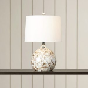 7b-beachcrest-home-ocala-shell-table-lamp-300x300 Best Coastal Themed Lamps