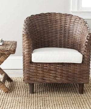 8-Safavieh-Omni-Honey-Wicker-Chair-300x360 Wicker Chairs
