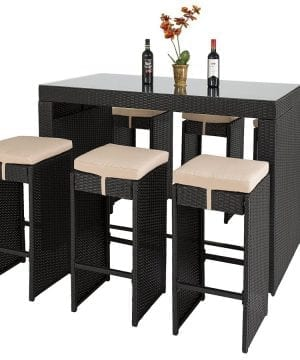8-best-choice-products-wicker-barstool-dining-set-300x360 Wicker Patio Dining Sets