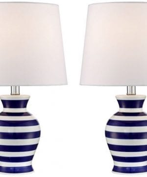 8-camden-dark-blue-and-white-striped-nautical-lamp-300x360 Nautical Themed Lamps
