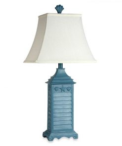 8-coastal-shutter-seashell-table-lamp-247x296 100+ Coastal Themed Lamps