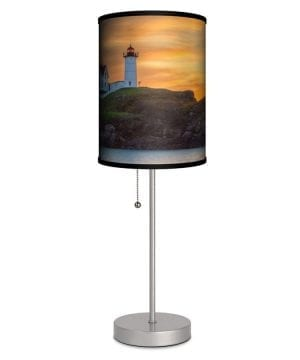 8-maine-nubble-lighthouse-table-lamp-300x360 200+ Coastal Themed Lamps