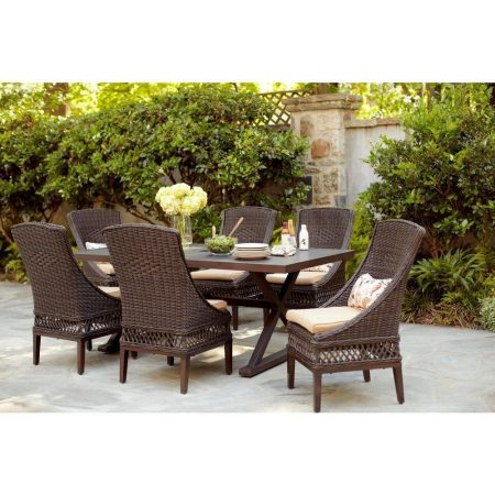 8-woodbury-7pc-patio-wicker-dining-set-brown-450x450 Best Outdoor Wicker Patio Furniture