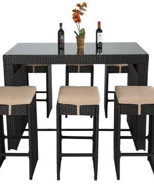 8b-best-choice-products-wicker-barstool-dining-set-300x360 Wicker Patio Dining Sets