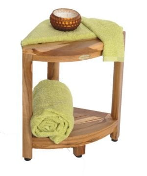 8b-ecodecors-earthyteak-corner-shower-bench-300x360 100+ Best Teak Shower Benches