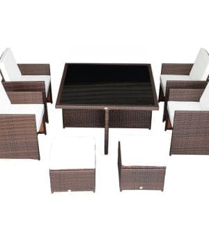 9-outsunny-9pc-outdoor-rattan-wicker-dining-set-300x360 Best Wicker Patio Furniture Sets For 2020