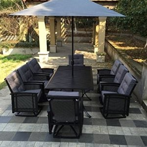 9b-palmetto-black-aluminum-wicker-dining-set-300x300 Black Wicker Patio Furniture & Black Rattan Furniture