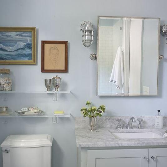 Bath-1-by-Rethink-Design-Studio 101 Indoor Nautical Style Lighting Ideas