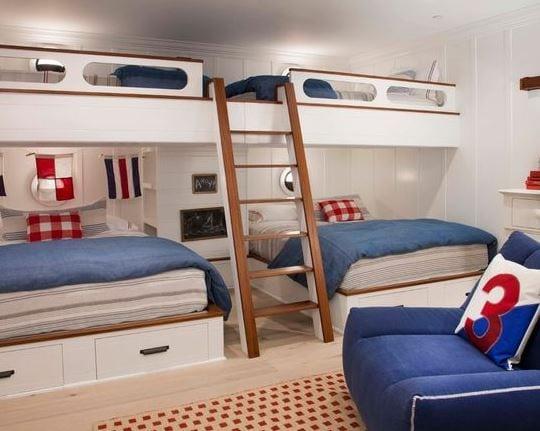 Coastal-Living-Magazine-Showhouse-by-Flagg-Coastal-Homes 101 Indoor Nautical Style Lighting Ideas