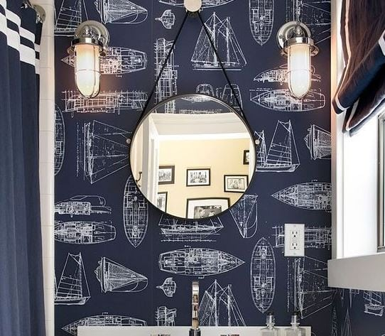 Designer-Home-in-SF-by-Artistic-Designs-for-Living-Tineke-Triggs 101 Indoor Nautical Style Lighting Ideas