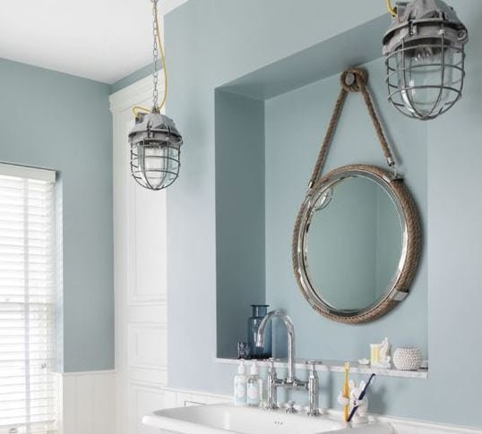Family-Residence-by-Oliver-Burns 101 Indoor Nautical Style Lighting Ideas