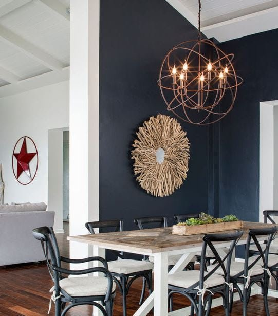 Gettel-Residence-by-CM-Natural-Designs 101 Indoor Nautical Style Lighting Ideas