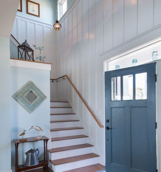 Green-on-Great-Island-by-Caldwell-Johnson-Custom-Builders-Remodelers 101 Indoor Nautical Style Lighting Ideas