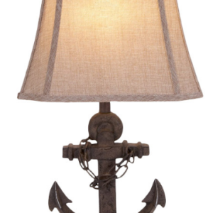 Massachusetts-Bay-Anchor-Lamp-300x300 Anchor Decor & Nautical Anchor Decorations