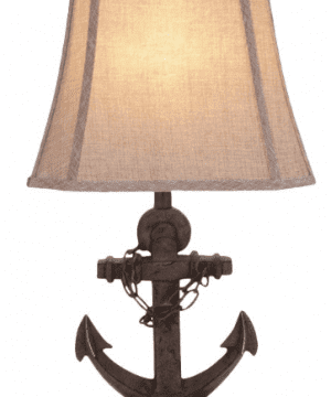 Massachusetts-Bay-Anchor-Lamp-300x360 200+ Coastal Themed Lamps