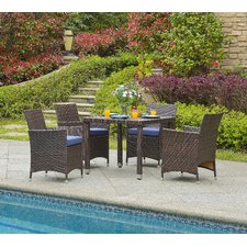 Mercer-Patio-Wicker-Dining-Set Wicker Patio Dining Sets