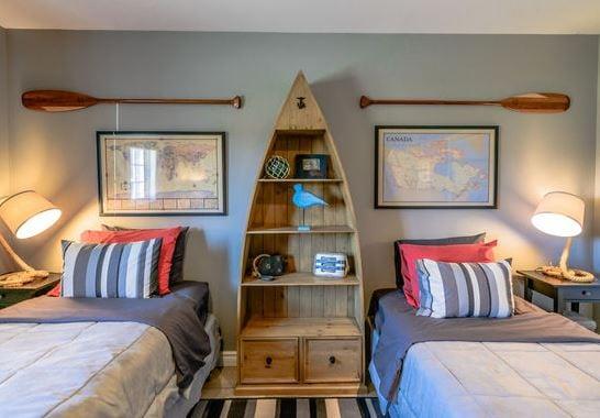Nautical-Kids-Bedroom-by-Workman-Photography 101 Indoor Nautical Style Lighting Ideas