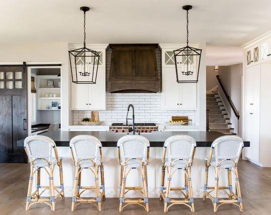 Red-Ledges-by-Timberidge-Custom-Homes 101 Indoor Nautical Style Lighting Ideas