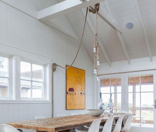 Truro-Cape-Cod-by-Siberian-Floors 101 Indoor Nautical Style Lighting Ideas