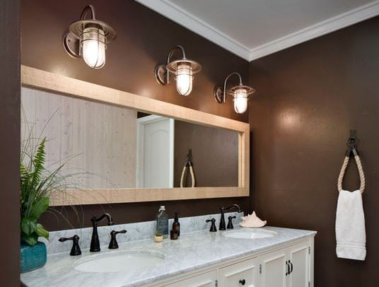 Underwood-Residence-by-CM-Natural-Designs 101 Indoor Nautical Style Lighting Ideas