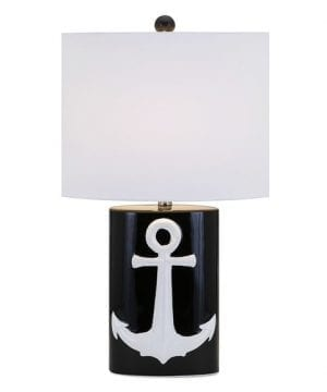 anchor-away-ceramic-table-lamp-300x360 200+ Coastal Themed Lamps