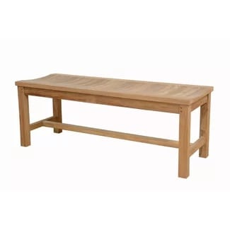 anderson-teak-bench Outdoor Teak Benches