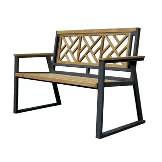 asta-furniture-inc-california-teak-garden-bench Outdoor Teak Benches