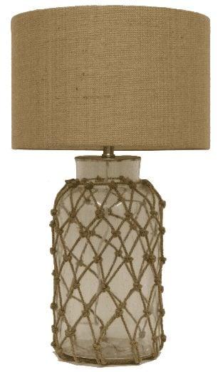 nautical rope lamp style beach bay isle eastover nautical rope lamp