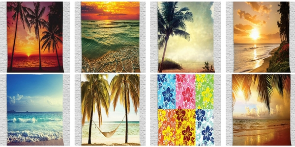 The Best Beach Themed Tapestries You Can Buy