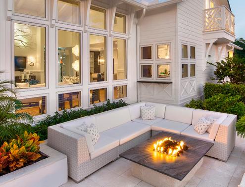 27 Beautiful Beach Inspired Patio Designs Beachfront Decor