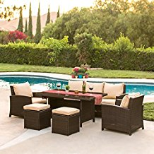 best-choice-products-wicker-dining-set Wicker Patio Dining Sets