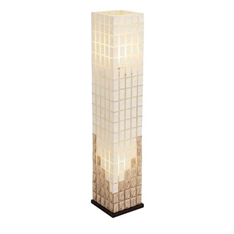 deco-79-coastal-floor-lamp Best Coastal Themed Lamps