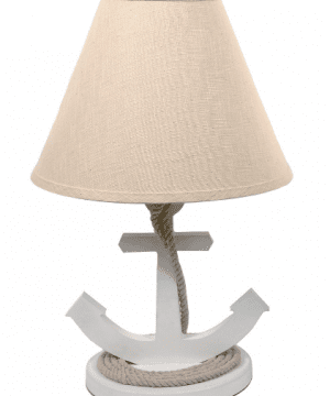 dei-19-white-table-lamp-anchor-300x360 200+ Coastal Themed Lamps