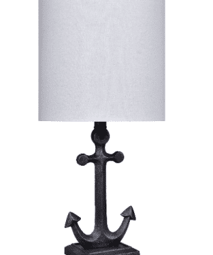 iron-anchor-nautical-table-lamp-300x360 200+ Coastal Themed Lamps