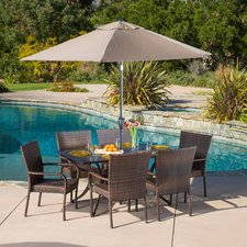 lawhorn-7pc-outdoor-patio-wicker-set Wicker Patio Dining Sets
