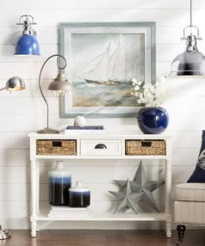 nautical-lamps-floor-table-pendant-300x360 200+ Coastal Themed Lamps