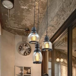 101 Indoor Nautical Style Lighting Ideas Beachfront Decor