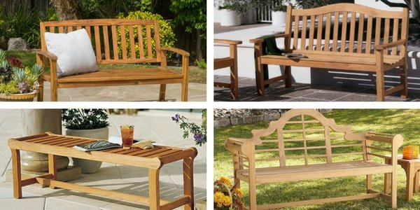 outdoor-teak-furniture-benches Home